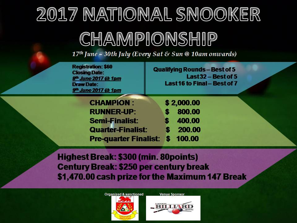 National snooker
